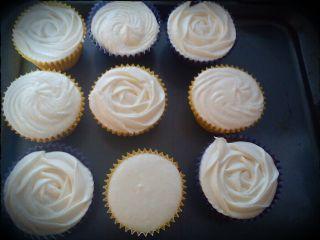lemon cupcake vegan gluten free